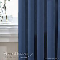 Комплект Штор BlackOut Синий, арт. MG-128714, 170х135 см (2 шт.), фото 1
