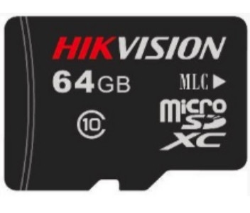 HS-TF-P1/64G Флеш-карта micro SD