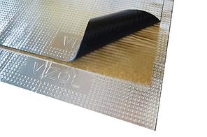 Виброизоляция «Визол» (толщина 2 мм, размер 500х700 мм)