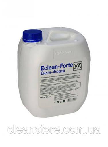 Эклин-Форте, екстращелочное низкопенное миючий засіб, 5 л.
