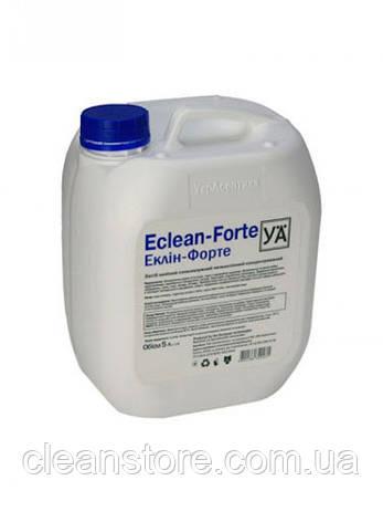 Эклин-Форте, екстращелочное низкопенное миючий засіб, 5 л., фото 2