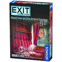 "Квест игра ""Убийство в восточном экспрессе"" Exit the game Dead Man on the Orient Express from Kosmos, фото 1"
