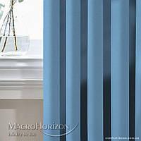 Комплект Штор BlackOut Голубой, арт. MG-138807, 170*135 см (2 шт.), фото 1