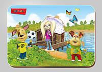 Деревянный вкладыш, серия «Барбоскины», 051208, фото 1