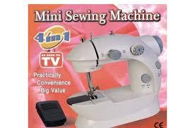 Міні швейна машинка 4 в 1((mini sewing machine))