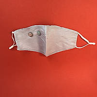 Маска защитная тканевая