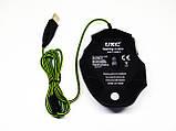 Игровая мышь UKC X-7 + коврик (USB проводная RGB подсветка), фото 7