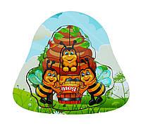 Дерев'яний вкладиш «Бджілки»