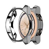 Мягкий чехол BeWatch на весь корпус для Samsung Galaxy Watch 42 мм Серый (1110614)