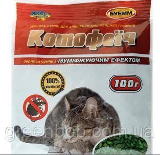 Котофеич зерно зелен арахис 100г