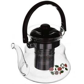 Заварочный чайник A-PLUS 0.8 л (1041)