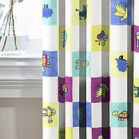 Комплект Декоративных Штор в детскую Испания Детские картинки, арт. MG-131077, фото 1