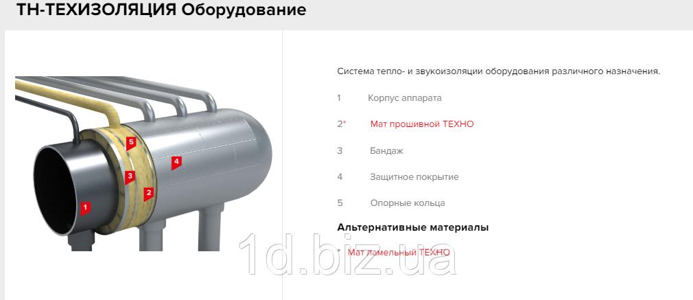 ТН-ТЕХИЗОЛЯЦИЯ Оборудование