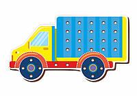 Шнурівка кольорова, «Вантажівка»