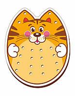 Шнурівка кольорова, «Кіт»