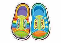 Шнурівка кольорова, «Башмаки»