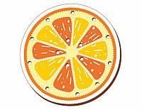 Шнурівка кольорова, «Апельсин»