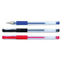 Ручка гелевая SK-1015 Galaxy черная