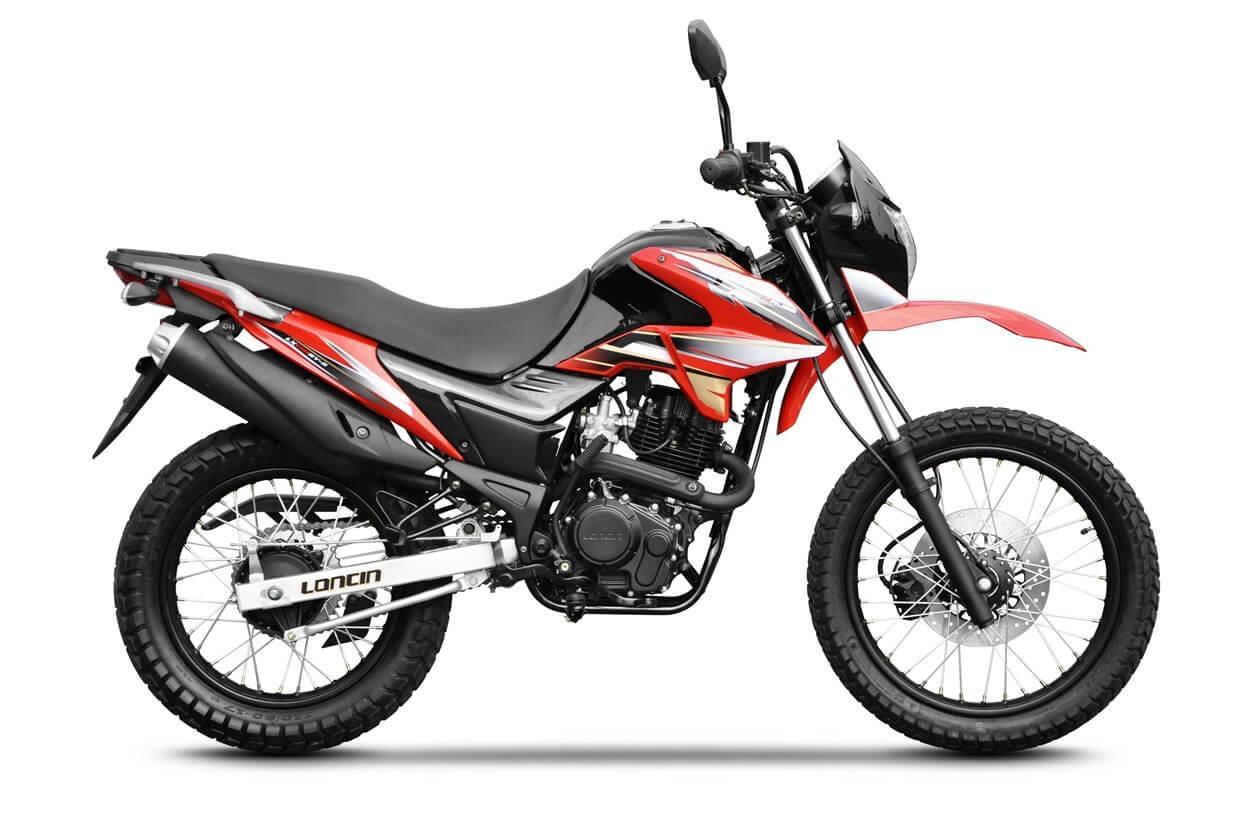 Мотоцикл LONCIN LX150GY-6
