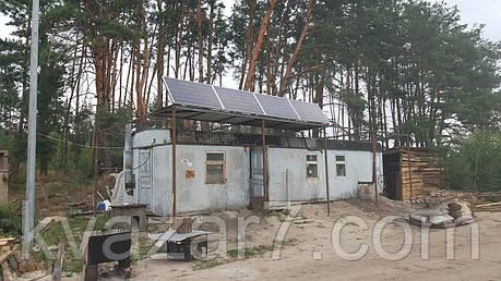 Автономная солнечная станция 1 кВт, фото 2