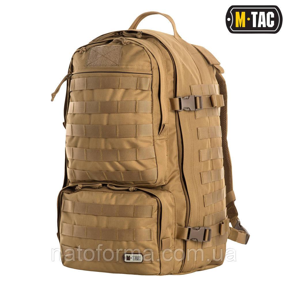 Рюкзак тактический, M-Tac Trooper Pack, койот