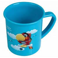 Чашка «Девочка и мальчик» для детей