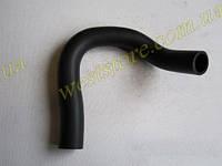 Патрубок сапуна вентиляции картера кривой длинный на тройник Lanos Ланос 1.6 96351636