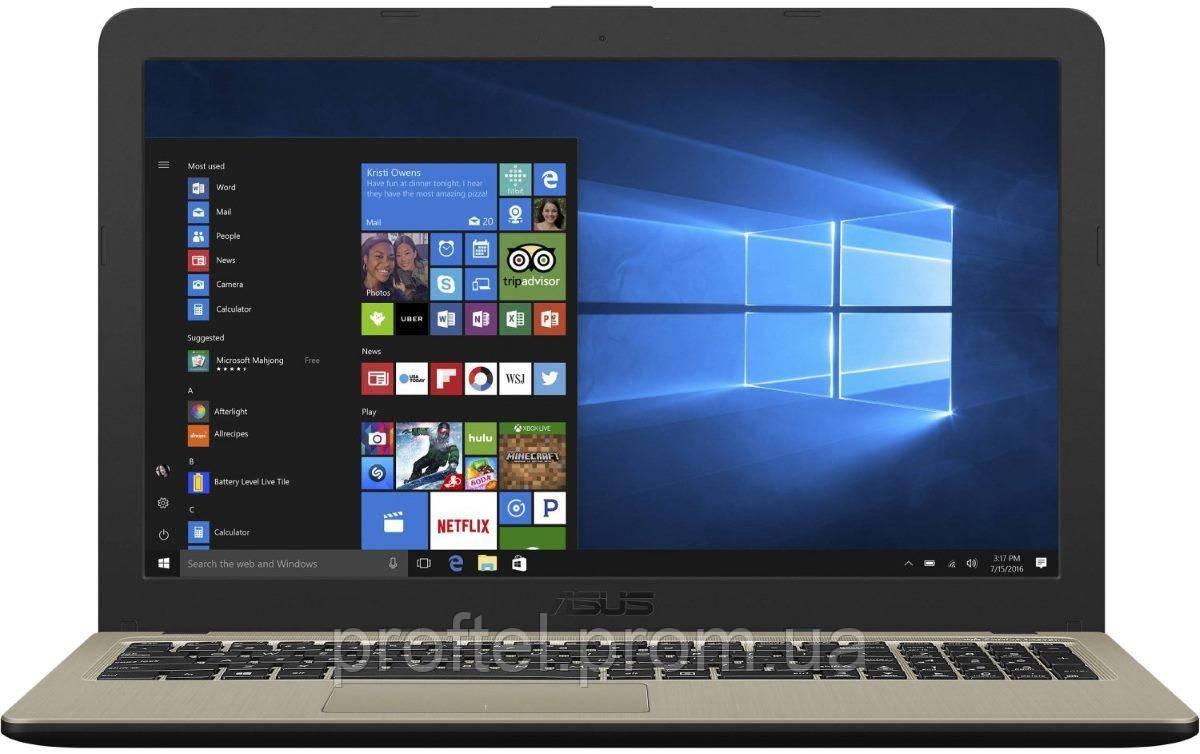 Ноутбук ASUS X540MA (X540MA-GQ010)