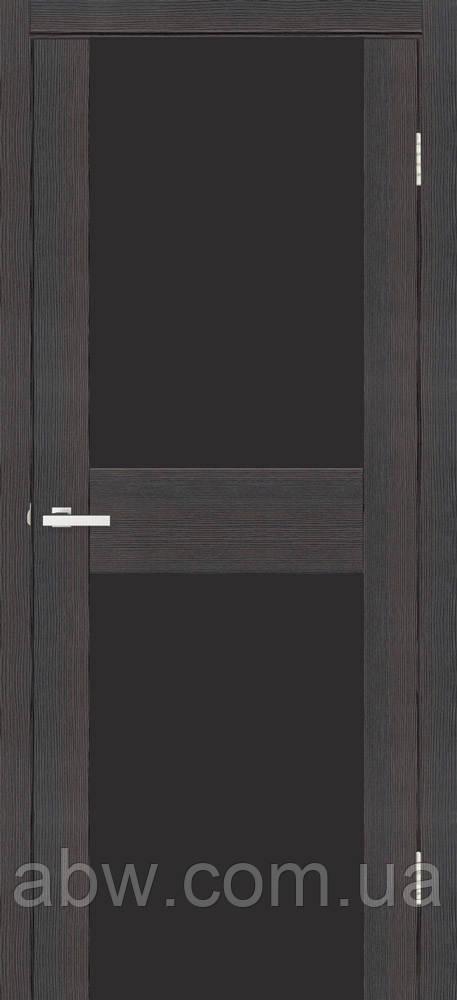 Cortex Gloss 03 дуб wenge triplex черный