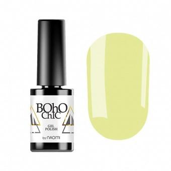 Гель-лак для ногтей  Naomi Boho Chic BC009 Оливковый, 6 мл