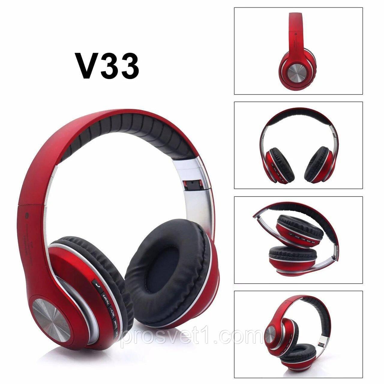 Наушники Bluetooth V-33