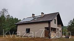 Автономна сонячна станція 5 кВт