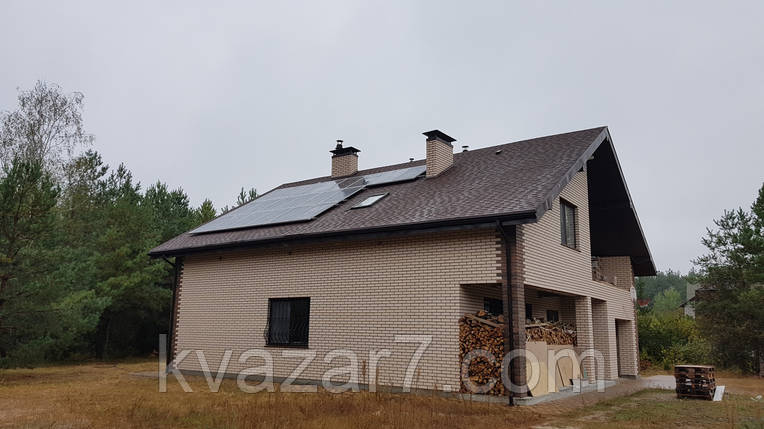 Автономная солнечная станция 5 кВт, фото 2
