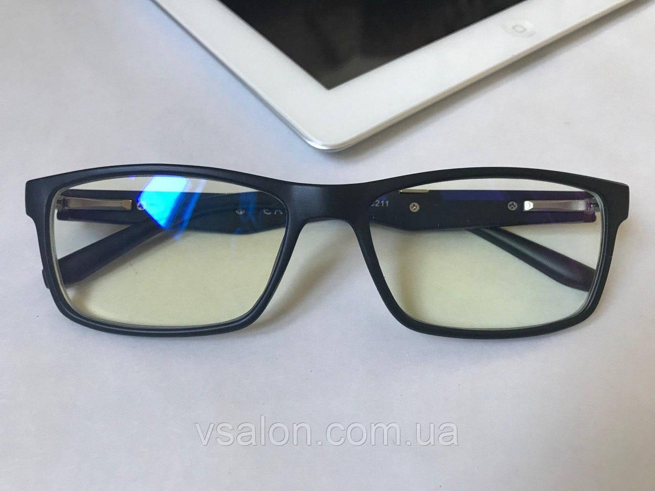 Комп'ютерні окуляри ЕАЕ 2086 з чорною дужкою
