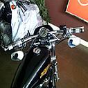 Руль Молния XL 883 для мотоцикла, фото 2