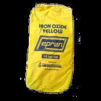 Пігмент жовтий Y-710. Чехія. Пигмент для бетона и тротуарной плитки, железоокисный для расшивки швов.