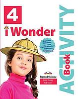 I-WONDER 4 Activity book DigiBooks App