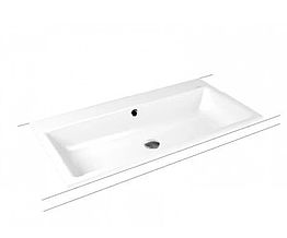 Умывальник KALDEWEI PURO BUILT-IN WASHBASIN 900006013001
