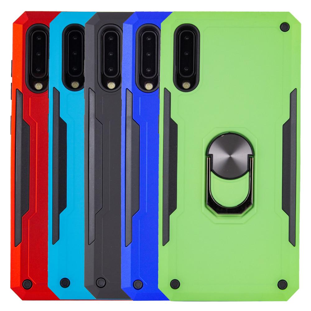 Чехол Mate Color для Samsung Galaxy A30s 2019 A307 противоударный (Разные цвета)