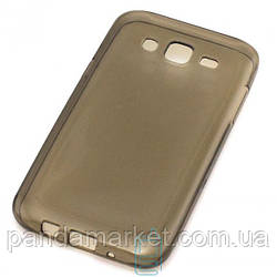 Чехол силиконовый Premium Samsung J5 2015 J500 затемненный