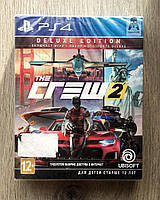 The Crew 2 Deluxe Edition (рус.) PS4, фото 1