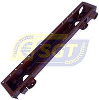 Главная рама сварная для роторной косилки 1.85 (L=1335mm)