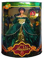 Коллекционная кукла Жасмин Аладдин Disney Jasmine Aladdin Holiday Princess 1999 Mattel 22092