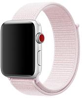 Ремешок XoKo для Apple Watch 38/40 мм Series 1-3 Pink Sand