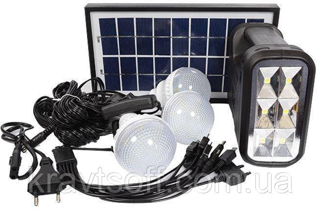 Портативная солнечная станция GD Lite GD-8017