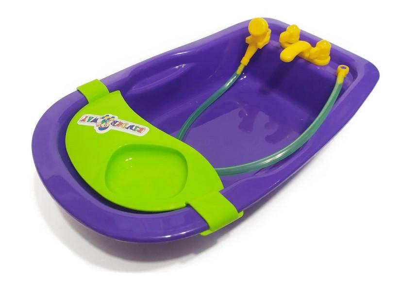 Ванночка для куклы 35-025