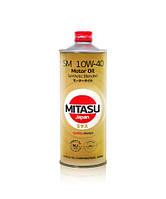 Моторное масло MITASU MOTOR OIL SM 10W-40 1 л (MJ-122-1)