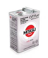 Трансмиссионное масло MITASU CVT Fluid 4 л (MJ-322-4)