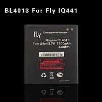 Батарея (акб, аккумулятор) BL4013 для Fly IQ441 (1800 mah) оригинал