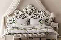 Комплект постельного белья Prestige Евро 200х220 см флюрес SKL29-150454